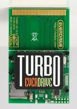 *OFFICIAL* Genuine KRIKzz Turbo EverDrive v2.5 PC Engine TurboGrafx-16 + Box