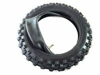 HMParts Dirt Bike  Pit Bike  Mini Cross Reifen - 2.50-10 - Cross - mit Schlauch