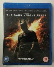 The Dark Knight Rises [Blu Ray] [Region Free] Christian Bale