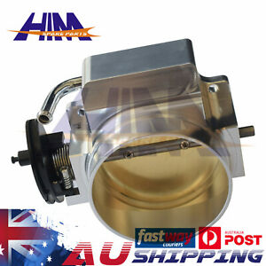 THROTTLE BODY FOR HOLDEN COMMODORE HSV LS1 LS2 LS6 102mm VT WH VX VY VZ VE V8 SS