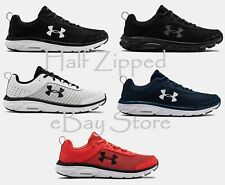 Under Armour Men's UA Charged Assert 8 Running Shoes 3021952 8-14