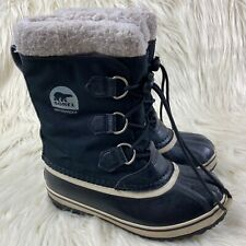 Sorel Kids Unisex Yoot Pac Nylon Winter Boots Youth Lined 1638021010 Size 2