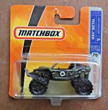 MATCHBOX CARS  OFF ROAD RIDER  2007 issue