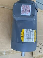 New Baldor Cat No VM355T 2 hP 3 Phase Motor