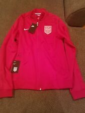 USA Soccer Nike track style jacket mens S new 100 dollar tag