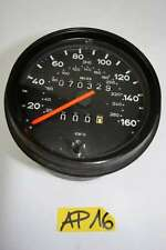 Tacho Porsche 911 G-Modell, Tachometer, Speedometer, VDO, Miles, km, AP16
