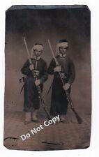 U.S. Civil War Zouave Buddies And 35+ Additional Civilian Images and Album