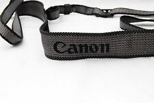"""Canon Neck Strap   """" Near Mint""""    from Japan  F  No.198"""