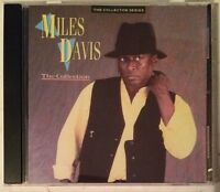 MILES DAVIS THE COLLECTION CD CBS UK 1990 FAST DISPATCH