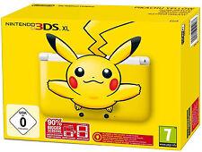 Nintendo 3 DS XL Pokemon Pikachu Edition Jaune Handheld System