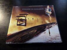 CD SINGLE - SNAP - WELCOME TO TOMORROW