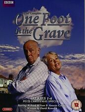 One Foot in The Grave Complete Series 1 to 6 Region 2 DVD
