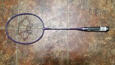 New Carlton C9000 Duranamel Coated badminton racquet