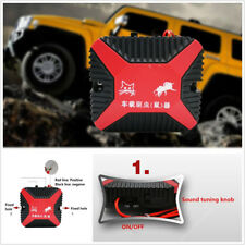 12V Dual Ultrasonic Vehicle Engine Wire Protector Mouse Chaser Rats Repeller Kit