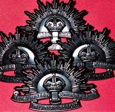 Australian Anzac WW1-WW2 Rising Sun uniform badge medal replica for hat or cap