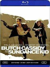 """Butch Cassidy And The Sundance Kid (1969)"" Western Blu-Ray w/ Newman, Redford"