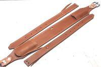 "D.A. Brand Medium Oil Leather 3"" Back Cinch With Billets horse tack JI-BG-2800"