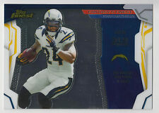 RYAN MATHEWS 2014 Topps Finest Football Fantasy's Finest Card #FF-RM Chargers
