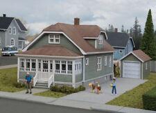 Spur H0 -- Bausatz Einfamilienhaus mit Garage -- 3791 NEU