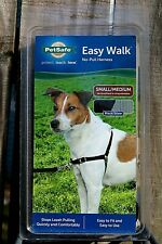 PETSAFE EASY WALK NO PULL HARNESS SMALL MEDIUM NEW IN BOX