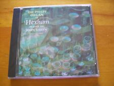 The Phelps Organ at Hexham played by John Green (CD,1997,Classical Recording Co)