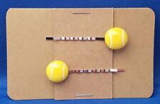 SOFTBALL Sport Handmade Bobby PIn Hair clips - Set of 2