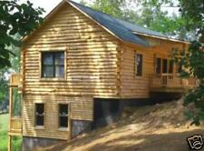 28x38 LOFTED CABIN HOME D LOG - WHOLESALE