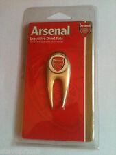 Arsenal FC ECO3 Divot Outil et balle de Golf Marqueur.