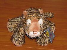 NEW Webkinz Bengal Siberian Sumatran Tiger Plush Ganz HM032 Unused Code NWT