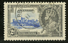 Ascension  1935   Scott # 34  USED