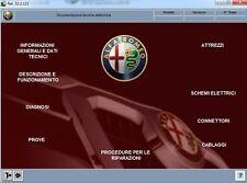 Alfa Romeo 166 Manuale Officina Riparazioni Manutenzione Software