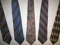 American Eagle Outfit  Silk Ties Z inc Gino di Milano