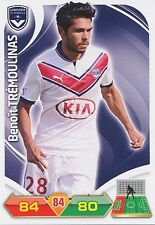 TREMOULINAS GIRONDINS BORDEAUX TRADING CARDS ADRENALYN PANINI FOOT 2013
