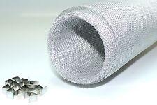 3-er Sparset Lichtschachtabdeckung Alu Gewebe 60x120cm Aluminium Gitter Neu