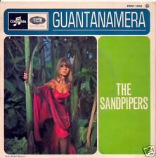 EP 4 TITRES--THE SANDPIPERS--GUANTAMERA / STAGE DOOR