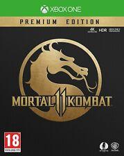 Mortal Kombat 11 Premium EditionXbox One NO CD NO KEY [LEGGERE LA DESCRIZIONE]