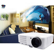 1080P Full Hd Led Home Theater Projectors Hdmi Hd Tv Movie Dvd 3D Lcd Projector