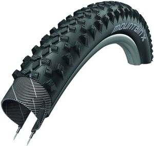 XLC Mountain X Cycle Bike Bicycle Aggressive grip Tyre, 27.5 x 2.10. 54-584.