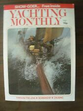 THE YACHTING MONTHLY MAGAZINE JANUARY 1980