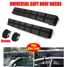 Double Car Kayak Surf Roof Racks Soft Canoe Ski SUP Snow Board Surfboard Luggage