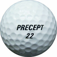 50 Precept Mix Golfbälle im Netzbeutel AAAA Lakeballs gebrauchte Bälle Golf