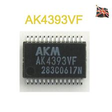 AK4393VF DAC IC AKM 96kHz 24-Bit VSOP28 AKM4393VF UK Stock