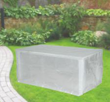 Tepro Universal Abdeckhaube Schutzhülle für Möbelsets eckig 250 x 150 x 95 cm
