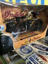 Indian Motorcycle Sport Scout Diecast 1:12 Scale Licensed