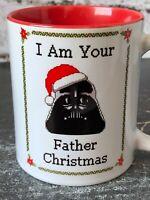 Star Wars Christmas Mug Darth Vader Funny Christmas Gift Cup Mug For Men Him