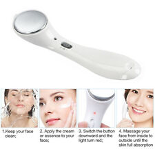 Face Beauty Machine MagneticIon Therapy Facial Skin Rejuvenation Massage Device