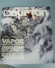 BURTON snowboard 2006 product 248 page catalog book MINT condition NEW OLD STOCK