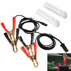 Universal Fuel Injector Flush Cleaner Adapter DIY Kit Car Cleaning Tool + Nozzle
