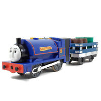 Sir Handel Motorized Trackmaster Thomas & Friends Train TOMY Used
