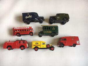 Days Gone Toys Bundle Job Lot Various Vehicles & Cars Diecast Vintage